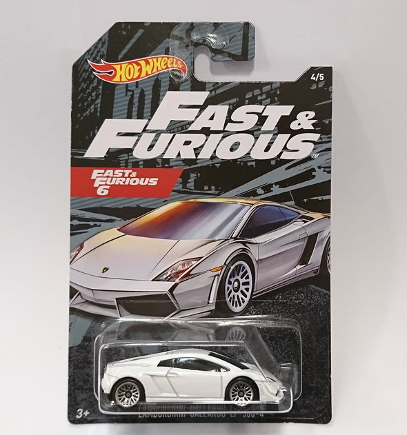 Hot Wheels FAST AND FURIOUS 2020 SET - Lamborghini Gallardo LP 560-4