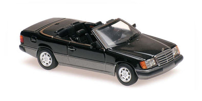 Minichamps - MAXICHAMPS 1/43 MERCEDES-BENZ 300 CE - 24 (A 124) - 1991 - BLUE METALLIC