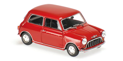 Minichamps - MAXICHAMPS 1/43 MORRIS MINI 850 MK I - 1960 - RED #940138600