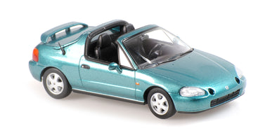 Minichamps - MAXICHAMPS 1/43 HONDA CIVIC DEL SOL - 1992 - GREEN METALLIC #940191930
