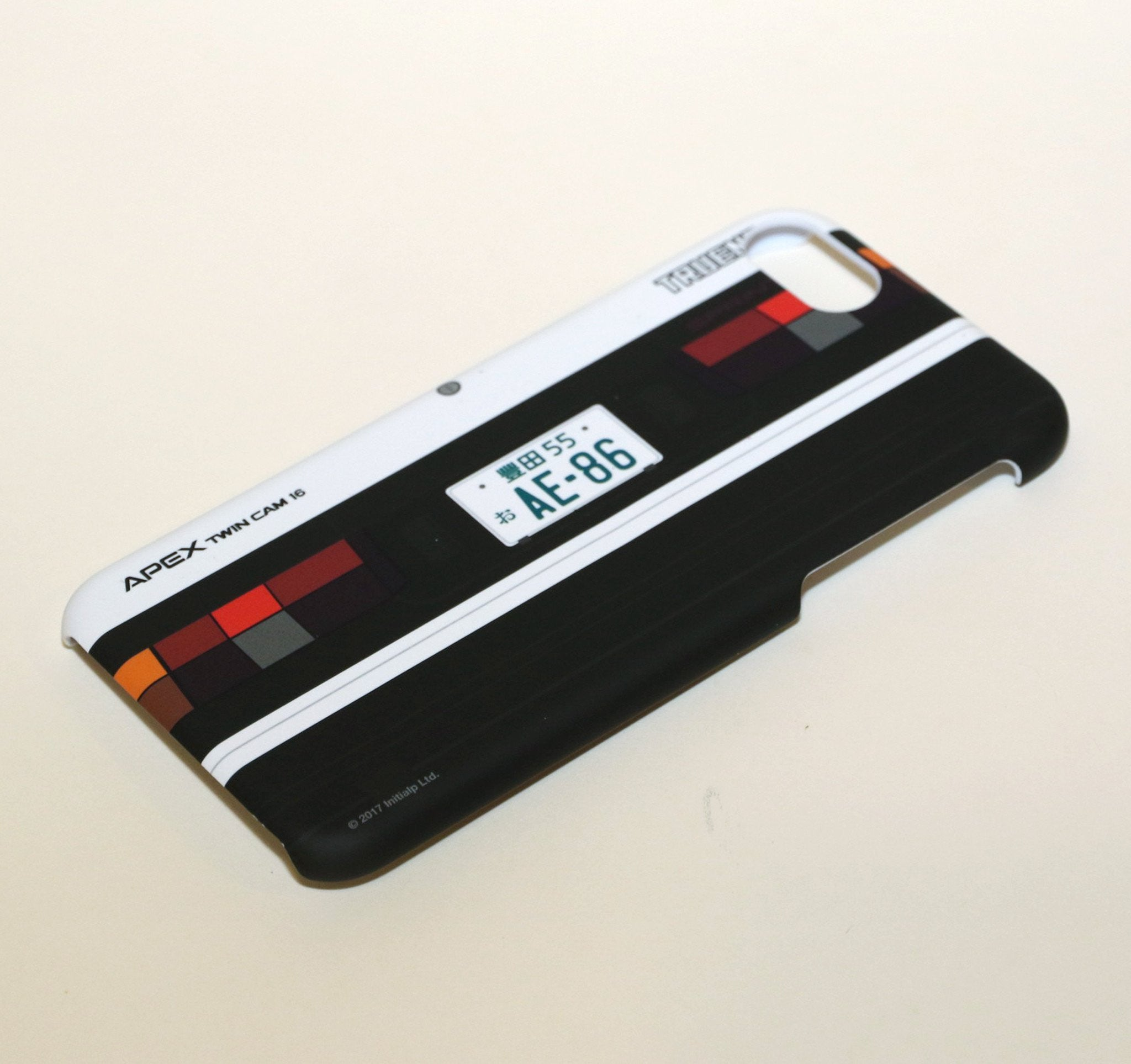 INITIAL P - JDM Collection AE86 iPhone 7  Case