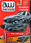 * Limit to TWO per person* Auto World 1/64 2017 Ford Mustang GT (Metallic Gray with Black Rims)