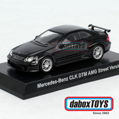 Kyosho 1:64 Mercedes Benz CLK DTM AMG Street Version Black