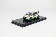Tarmac Works 1/64 Honda Civic Type R FK2 Touring Car Livery - Release 2 - T64-003-WTCC