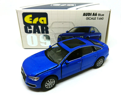 ERA CAR 09 1/64 AUDI A6 - Blue
