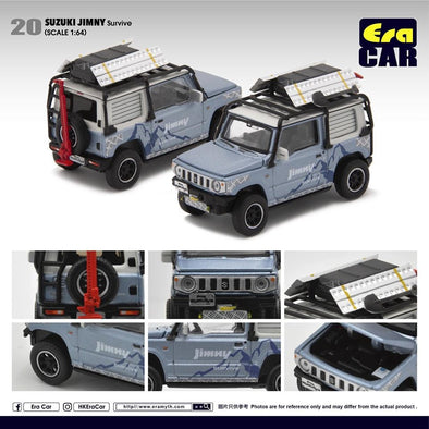 ERA CAR 20 1/64 - Suzuki Jimny (Survive)