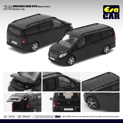 ERA CAR #036 Mercedes Benz Vito (Black Edition)