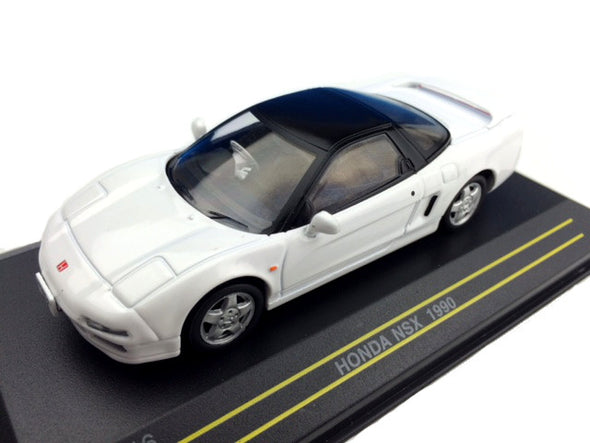 First43 1/43 1990 Honda NSX, White - F43-016