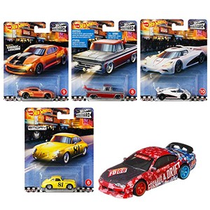 Hot Wheels Premium Boulevard 2020 (5 cars set)