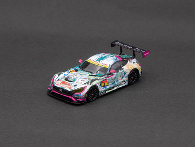 GoodSmile Racing - Spark 1/64 Good Smile Hatsune Miku AMG 2017 SUPER GT Ver... - GR84238