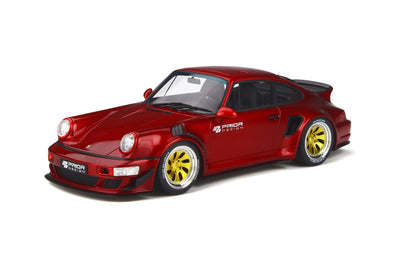 GT Spirit 1/18 Prior Design Custom Widebody 964 - GT277