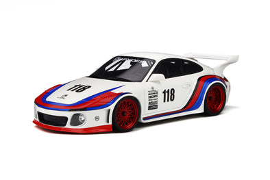 GT Spirit 1/18 OLD & NEW 997 Martini - GT796