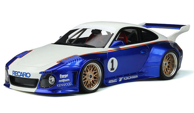 GT Spirit 1/18 OLD & NEW 997 Rothmans - GT797