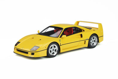 GT Spirit 1/18 Ferrari F40 (Yellow) - GT839