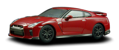 Kyosho 1/64 NISSAN GT-R 2017 - RED (Special Edition)