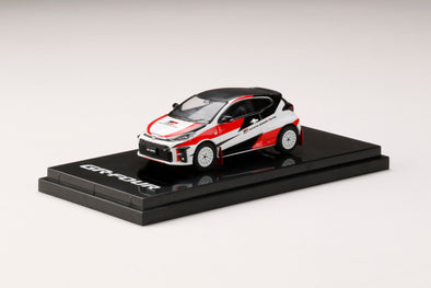 Hobby Japan 1/64 Toyota GR YARIS RALLY CONCEPT