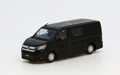 Model1 1/64 Toyota Hiace 300 (Black) - C33123