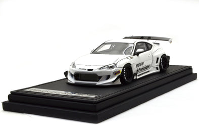 Ignition Models 1/43 PANDEM TOYOTA 86 V3 White Estimatedly - IG1165