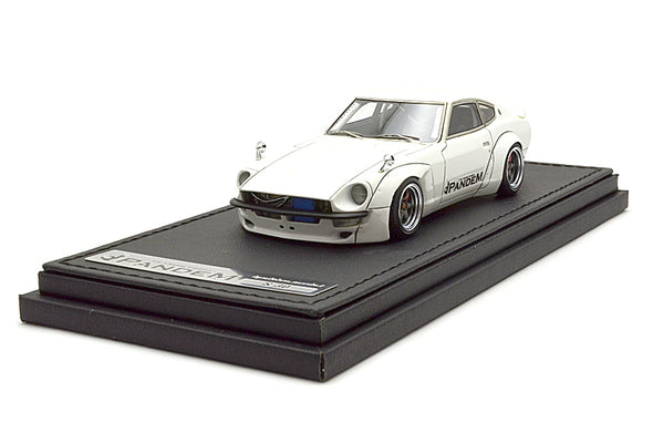 Ignition Models 1/43 PANDEM S30 Z White - IG1244