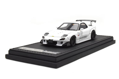 Ignition Models 1/43 MAZDA RX-7 (FD3S) RE Amemiya White  - IG1340