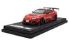 Ignition Models 1/43 Toyota Supra (JZA80) RZ Orido-Street Ver. Red  - IG1431