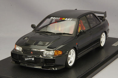 Ignition Models 1/18 Mitsubishi Lancer Evolution Ⅲ GSR (CE9A) Black  #IG1546