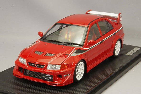 Ignition Models 1/18 Mitsubishi Lancer Evolution VI TME Red  #IG1550