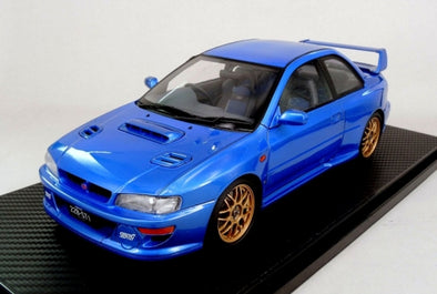 Ignition Models 1/18 SUBARU Impreza 22B-STi Version Blue  #IG1634