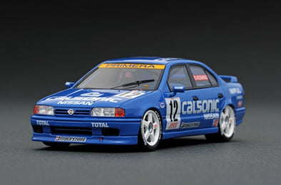 IGNITION MODELS 1/43 CALSONIC PRIMERA (#12) 1994 JTCC TOKACHI - IG1850