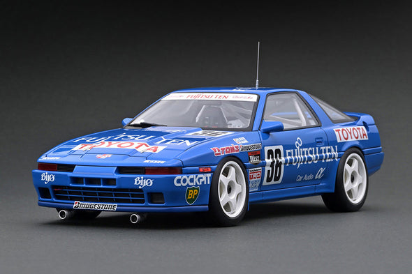Ignition Models 1/18 Fujitsu Ten Supra Turbo (#36) 1990 JTC #IG2101