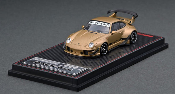 Ignition Models 1/64 RWB993 Matte Gold - IG2157