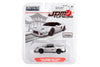 JADA 1/64 JDM Tuners -  2002 NSX Type R Japan Spec Widebody Silver