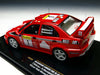IXO Models 1/43 Mitsubishi Lancer evolution VI 99 rally Monte Carlo winner #1 - KBI036