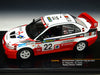 IXO Models 1/43 Mitsubishi Lancer evolution VI 99 Rally China #22 - KBI040