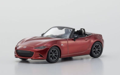Kyosho 1/64 Mazda Roadster Red - KS07068A1