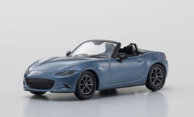 Kyosho 1/64 Mazda Roadster Blue - KS07068A2