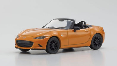 Kyosho 1/64 Mazda Roadster Orange 30th Anniversary Edition - KS07068A7