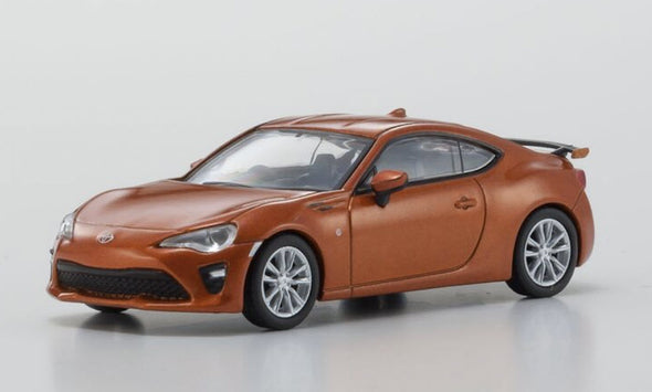 Kyosho 1/64 Toyota 86 Orange - KS07070A1