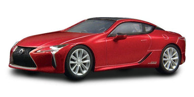 Kyosho 1/64 Lexus LC500 - RED