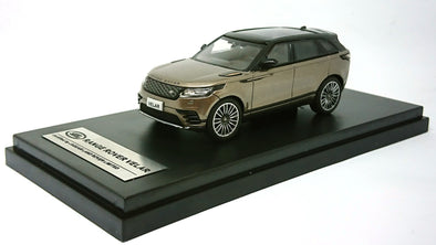 LCD Models 1/64 2018 Land Rover Range Rover Velar First Edition (Brown)