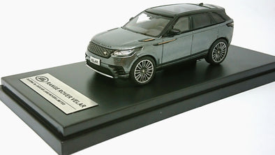 LCD Models 1/64 2018 Land Rover Range Rover Velar First Edition (Grey)