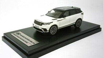 LCD Models 1/64 2018 Land Rover Range Rover Velar First Edition (White)