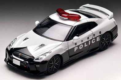 Tomica Limited Vintage Neo 1/64 TLV-N148a Nissan GT-R 2017 - Japanese Police Car #N184a