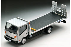 Tomica Limited Vintage Neo 1/64 Nissan Atlas Safety Loader 花見台自動車 - Silver #LV-N144b