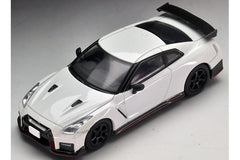 Tomica Limited Vintage Neo 1/64 Nissan GT-R Nismo 2017 Model (Brilliant White Pearl)  #LV-N153a