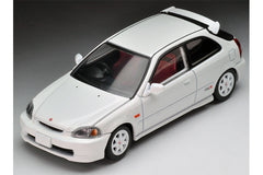 Tomica Limited Vintage Neo 1/64 1997 Honda Civic Type-R EK9 (Champion White)  #LV-N158a