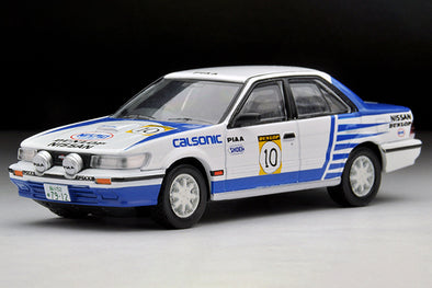 Tomica Limited Vintage NEO 1/64 Nissan Bluebird SSS-R Calsonic #10 - LV-N185d