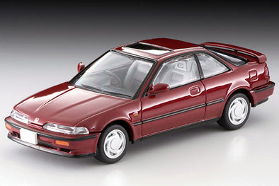 Tomica Limited Vintage Neo 1/64 Honda Integra XSi 1989 (Red) - LV-N193a