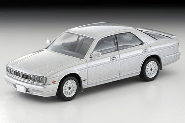 Tomica Limited Vintage Neo 1/64 Nissan Cedric Granturismo Ultima Type X Silver #LV-N202a