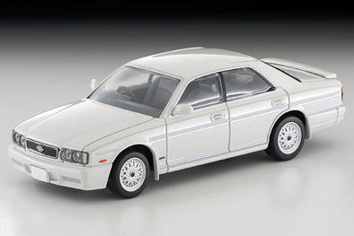 Tomica Limited Vintage Neo 1/64 Nissan Cedric Granturismo Ultima Type X White #LV-N203a